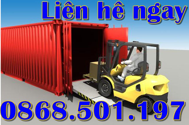 Cầu dẫn container