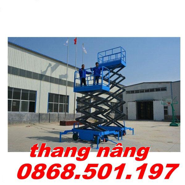 Thang Nang Nguoi 12m -tuyệt Phẩm Của Sự Vững Chắc Cho Các Công Trình