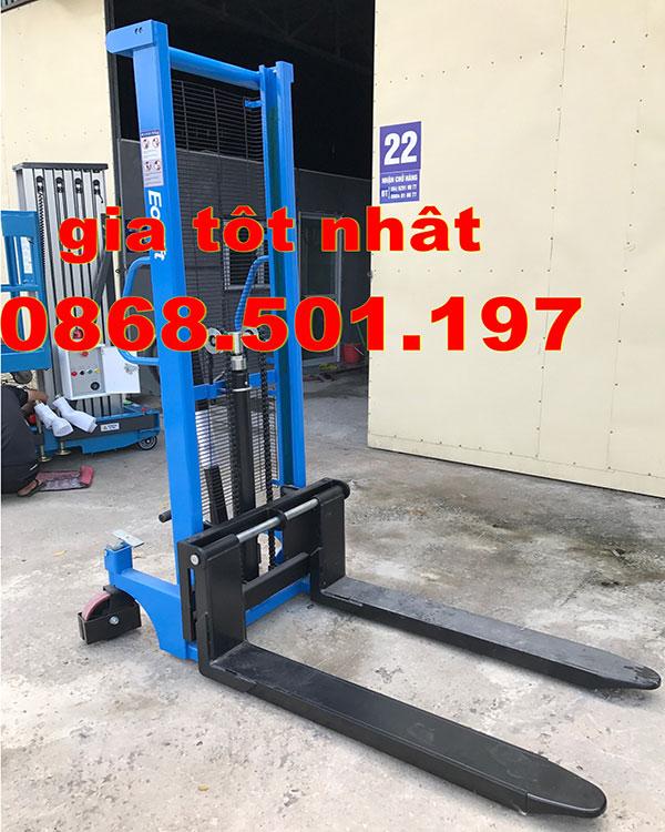 Xe nâng tay cao 1.5 tấn, 2 tấn