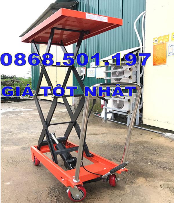bàn nâng thủy lực 300kg-500kg-700kg