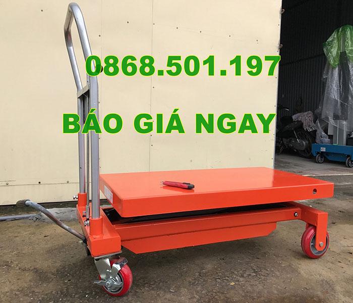 bàn nâng thủy lực 300kg 500kg 800kg 1000kg