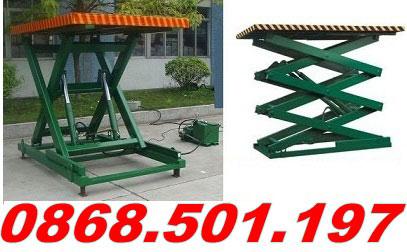 bàn nâng điện 1 tấn 2 tấn 3 tấn