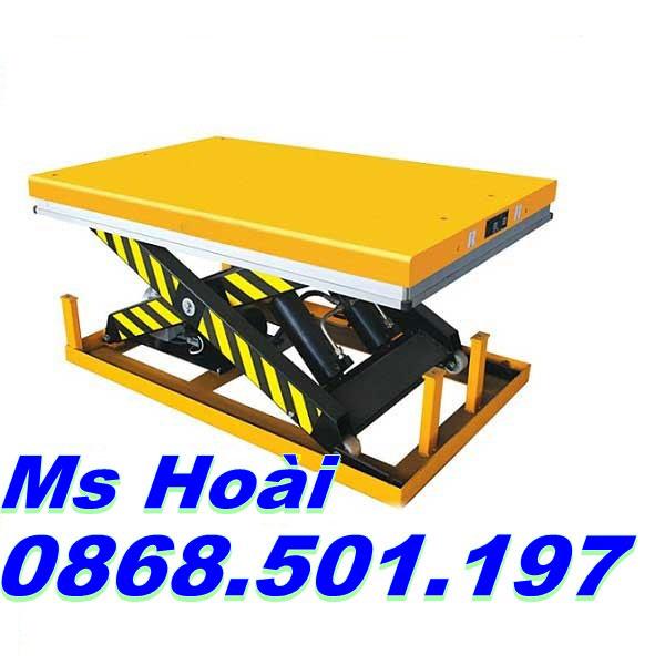 bàn nâng điện 1 tấn 3 tấn 5 tấn