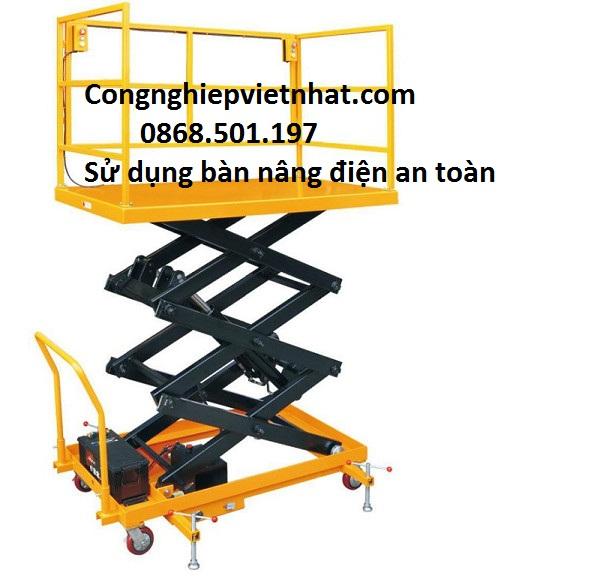 Bao Gia Ban Nang Dien 500kg