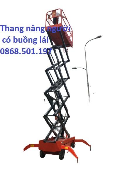 Thang Nang Nguoi Lam Viec Tren Cao